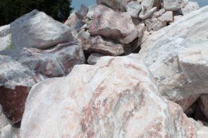 Vápenec hrubé kamenivo